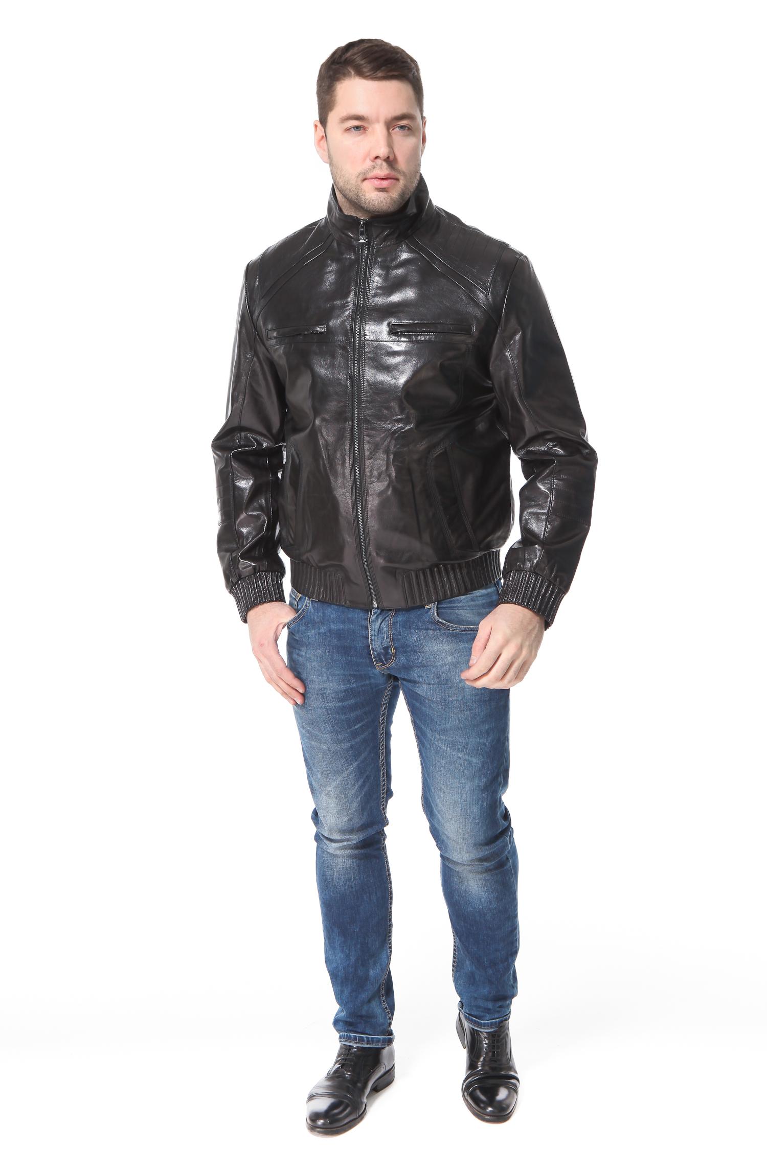 Кожаная Куртка Мужская Купить В Спб